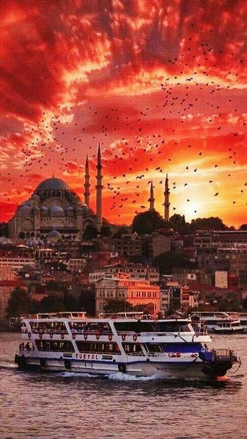 istanbul paysage