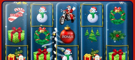 FREE Games: Christmas Slot Machines | Closet of Free Samples | Get FREE Samples by Mail | Free Stuff