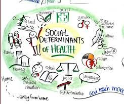 """Deviant Phrase: """"social determinants of health""""-lifestyle factors as basic as where a person is born and who his or her parents are and how wealthy the family is"""