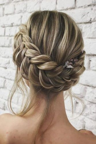 Best Pinterest Wedding Hairstyles Ideas See More Https Www Weddingforward Com Pinterest Wedding H Braided Hairstyles For Wedding Hair Styles Up Hairstyles