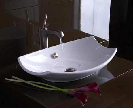 Vessel sink Vessel sinks Pinterest Sinks and Vessel sink - Vessel Sinks Bathroom