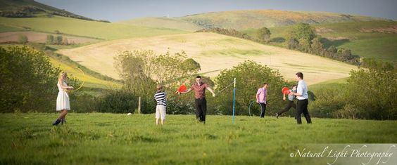 Swing ball, hoopla - fun for all the family