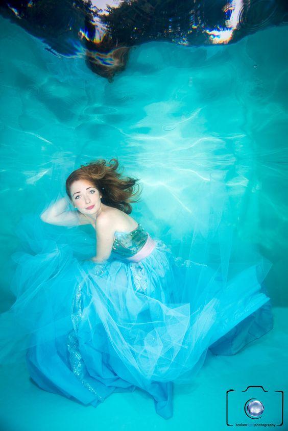 underwater princess