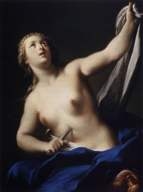 Lucretia - Andrea Casali