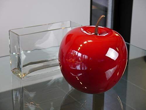 Deko Artikel Apfel Aus Fiberglas In Hochglanz Deko Obst Deko