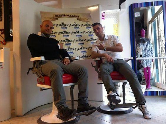sfondo hiro barber shop