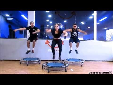 Pin By Jennifer Flores On You Tube Fitness In 2020 Trampoline