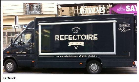 Food Truck - Paris - Le Refectoire