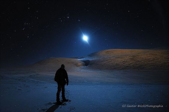 Walking on the moon by GilG Photo, via Flickr