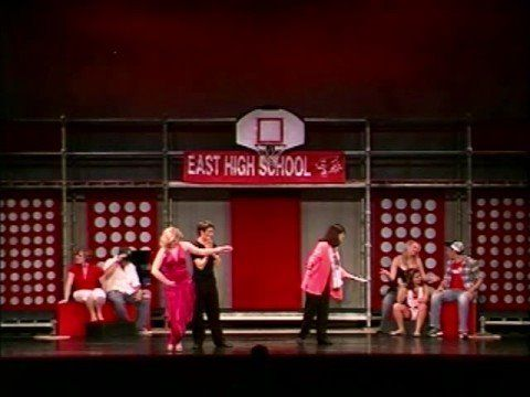 High School Musical On Stage Part Twelve Bop To The Top