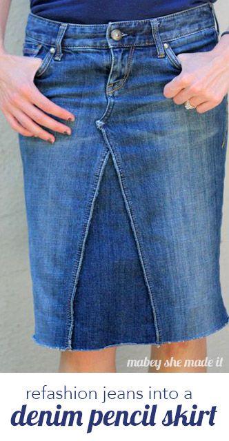Skirts, Pants and Tutorials on Pinterest