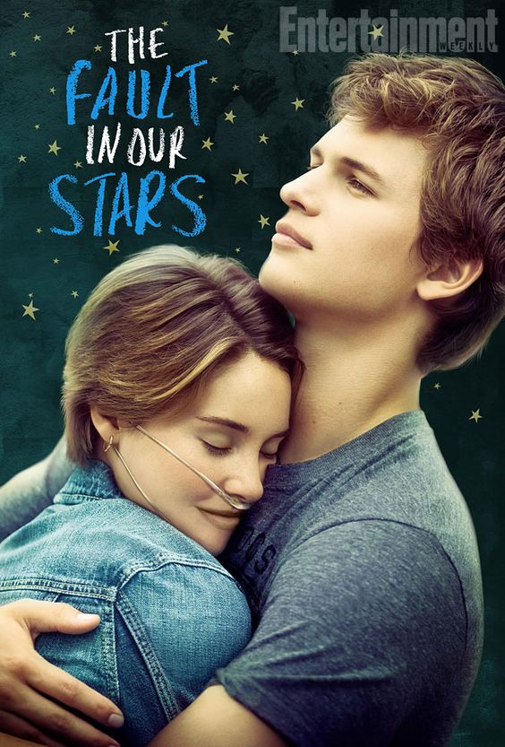 See the limited edition 'The Fault In Our Stars' poster | Inside Movies | EW.com <3 <3: