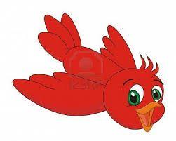 Afbeeldingsresultaat voor rode vogel