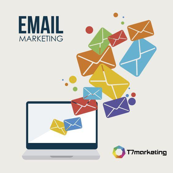 El Email-marketing es mucho más que simplemente enviar información o promociones vía correo. Requiere de planeación y alineación con tu estrategia global de marketing. http://www.t7marketing.com