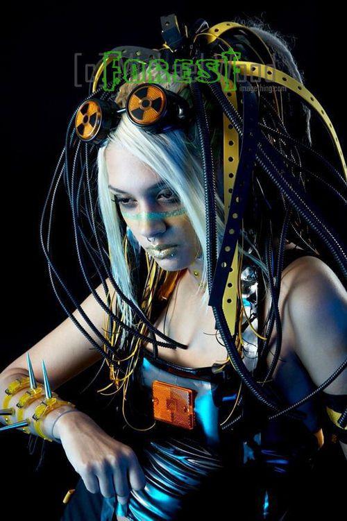 Cybergotische