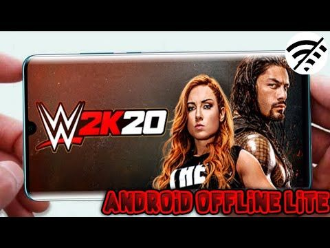 Wwe 2k20 Real Game On Android Ios Offline Officially With Gameplay Download 500mb Mod Apk Obb Youtube In 2020 Wwe Game Download Wwe Game Pc Games Download