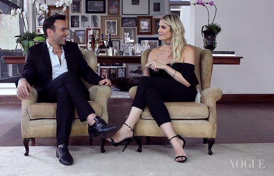 Julia Faria revela planos de casamento e diz que já fez botox no Mister V