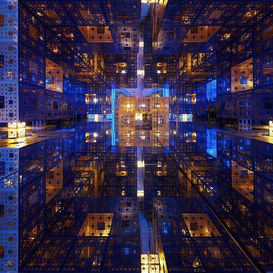 The Infinity Room - My Modern Metropolis