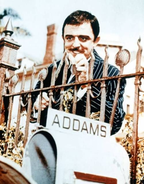 John Astin The Addams Family