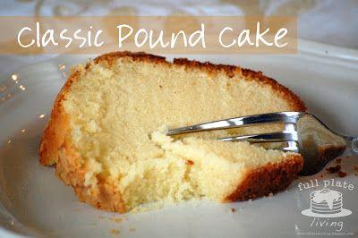 Cake recipes vanilla easy