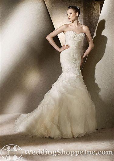San Patrick Bridal Gown Rosaura