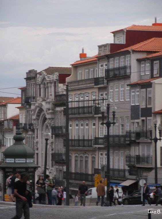 edificios restaurados - Porto