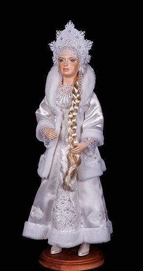 """""""Russian Beauty"""" Doll.:"""