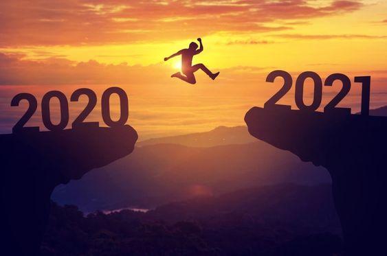 Gambar ucapan selamat tahun baru 2021