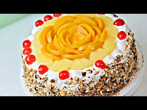 عملت تورتة عيد ميلادي محدش قالي كل سنة وانت طيب Youtube Desserts Food Cake