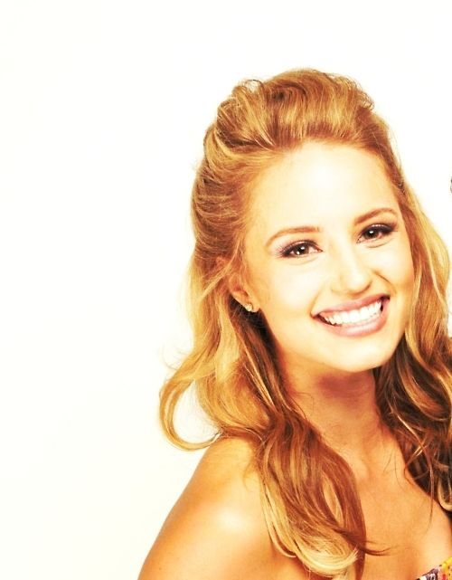 dianna agron hair hartruse - photo #6