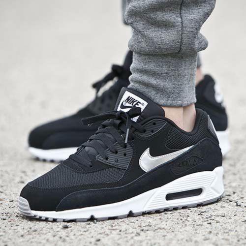 Nike-Air-Max-90-Essential-Zapatos-Para-Hombre-Talla-12 ...