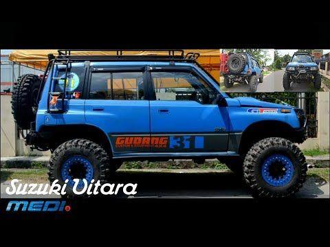 91 Modifikasi Mobil Vitara Offroad HD
