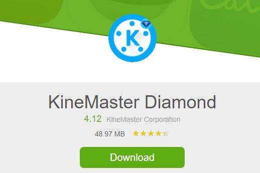 Download Aplikasi Kinemaster Diamond V4 12 Apk Terbaru Aplikasi Android