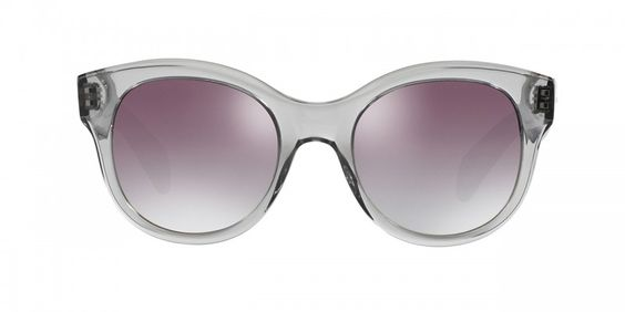 Oliver Peoples | Jacey Workman Grey with Silver Flash Gradient Mirror Sunglasses by Oliver Peoples