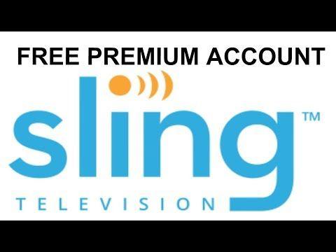 Sling Tv Free Premium Accounts 2020 Techno Vicky In 2020 Sling Tv Live Tv Streaming Streaming Tv