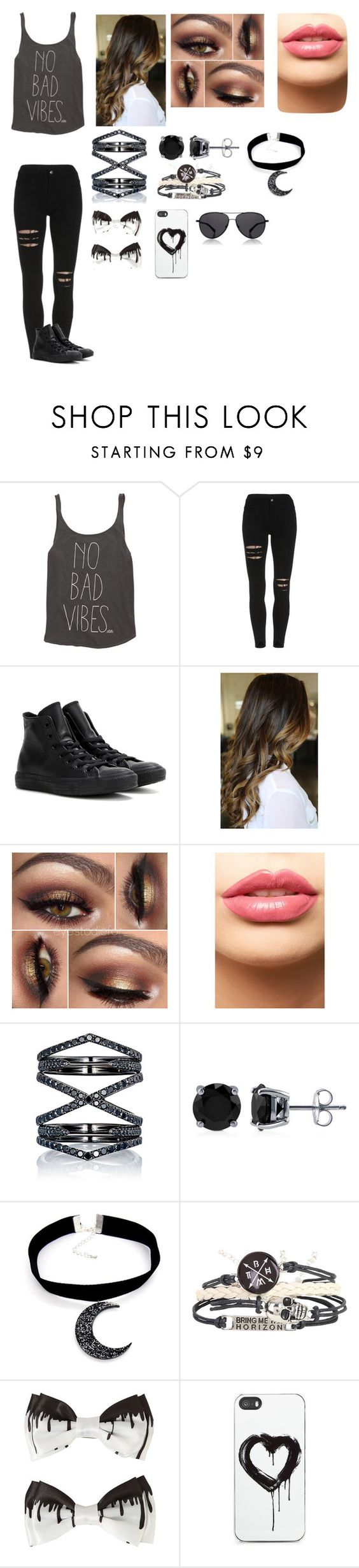 """No Bad Vibes"" by destineer5 ❤ liked on Polyvore featuring Billabong, Converse, LASplash, Eva Fehren, BERRICLE, Zero Gravity, The Row, women's clothing, women and female"