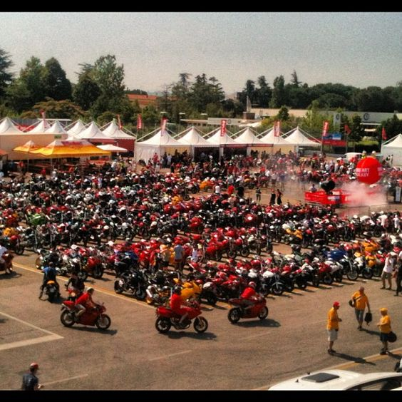 Do you see a Ducati somewhere? ;) at Marco Simoncelli World Circuit - Instagram by @n_montemaggi