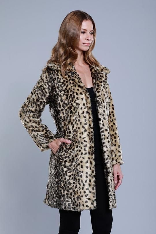 Leopard Print Coats Have Been A Staple In Every Fashion Girl S