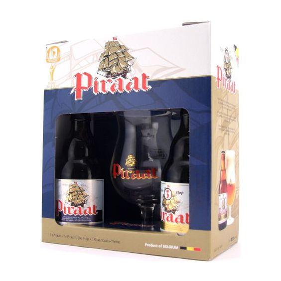 Bia Piraat 10,5% - Chai 330ml - Bia Nhập Khẩu