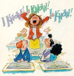 """Seven Ways to Cure """"the Blurts""""--great ideas for ADHD kids! Lord Help Me!"""