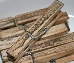 pingle linge pingles linges ressort pinterest tampons titulaire de pince linge. Black Bedroom Furniture Sets. Home Design Ideas