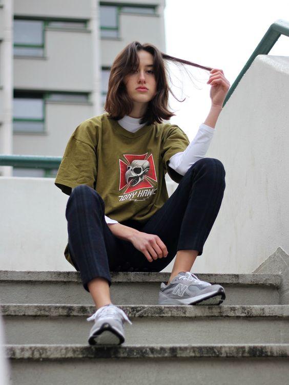trippin' on fashion: NEW BALANCE 990