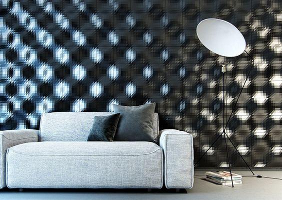 CRISP telha de concreto Contemporânea por Levi Fignar