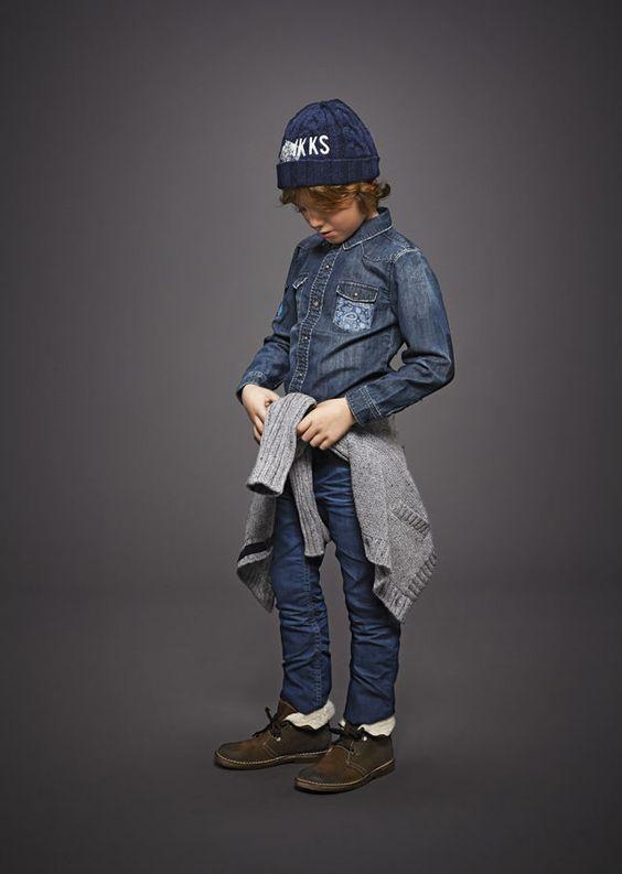 sweat zipp enfant et jean slim gar on petit garcon gq. Black Bedroom Furniture Sets. Home Design Ideas