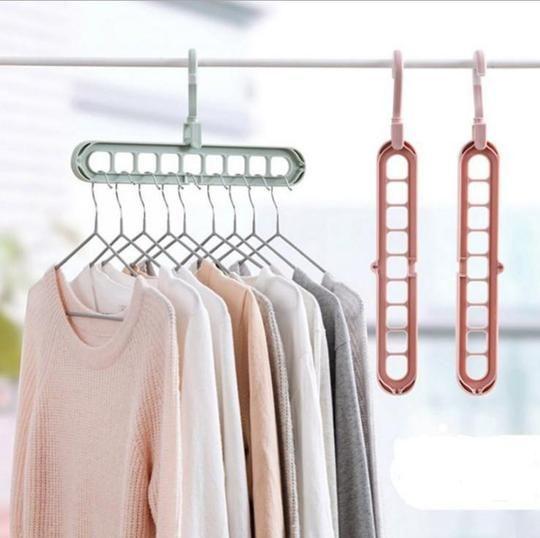 Clothes Hanger Organizer