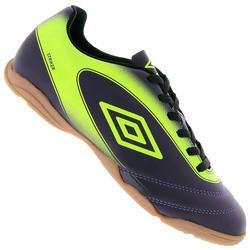 Chuteira de Futsal Umbro Striker 2013 In - Roxo Esc/Verde Cla Desconto Centauro para Chuteira de Futsal Umbro Striker 2013 In - Roxo Esc/Verde Cla por apenas R$ 89.99.