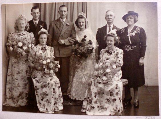 What Kate-Em did next.: More vintage wedding photographs part four: