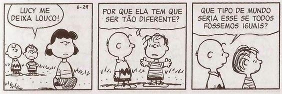 Deposito de Tirinhas: LUCY ME DEIXA LOUCO!