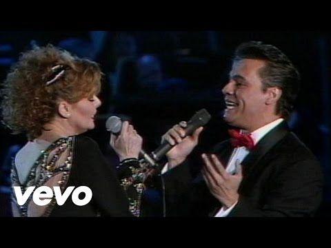 Rocio Durcal, Juan Gabriel - Fue Un Placer Conocerte (En Vivo) - YouTube