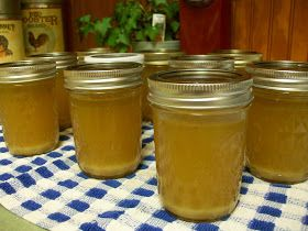 Homesteading Wife: Canning Chicken Stock